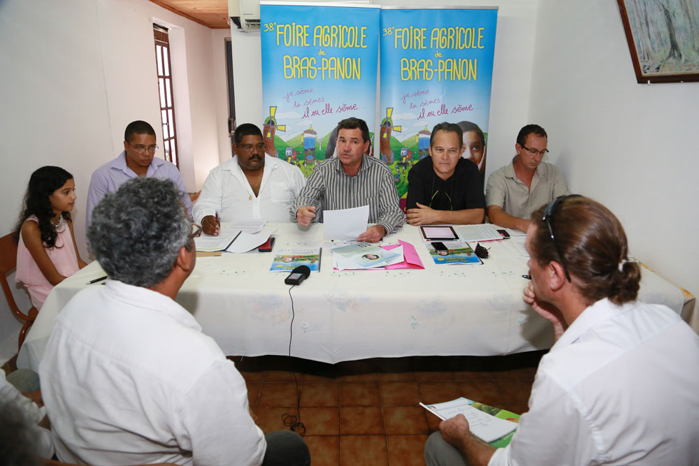 Le projet agricole 2014-2020 : Quels enjeux pour La Réunion ?