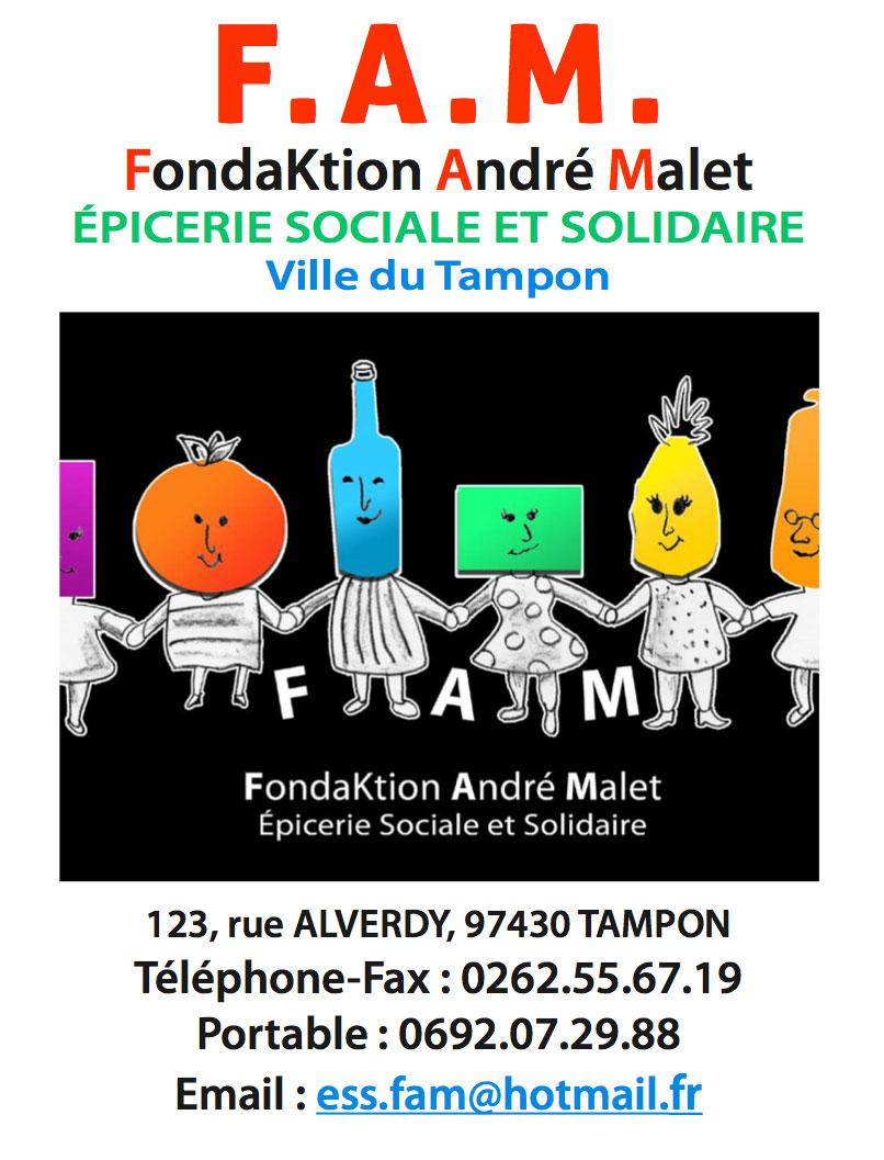 Ouverture de F.A.M. Epicerie sociale et solidaire sur la Commune du Tampon