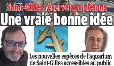 La Réserve de Zoreils de St Gilles  bientôt au patrimoine de l'humanité