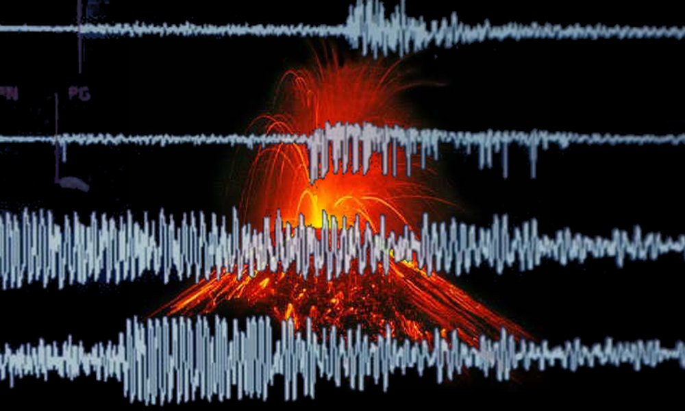 Activité sismique au Piton de la Fournaise passage en vigilance volcanique