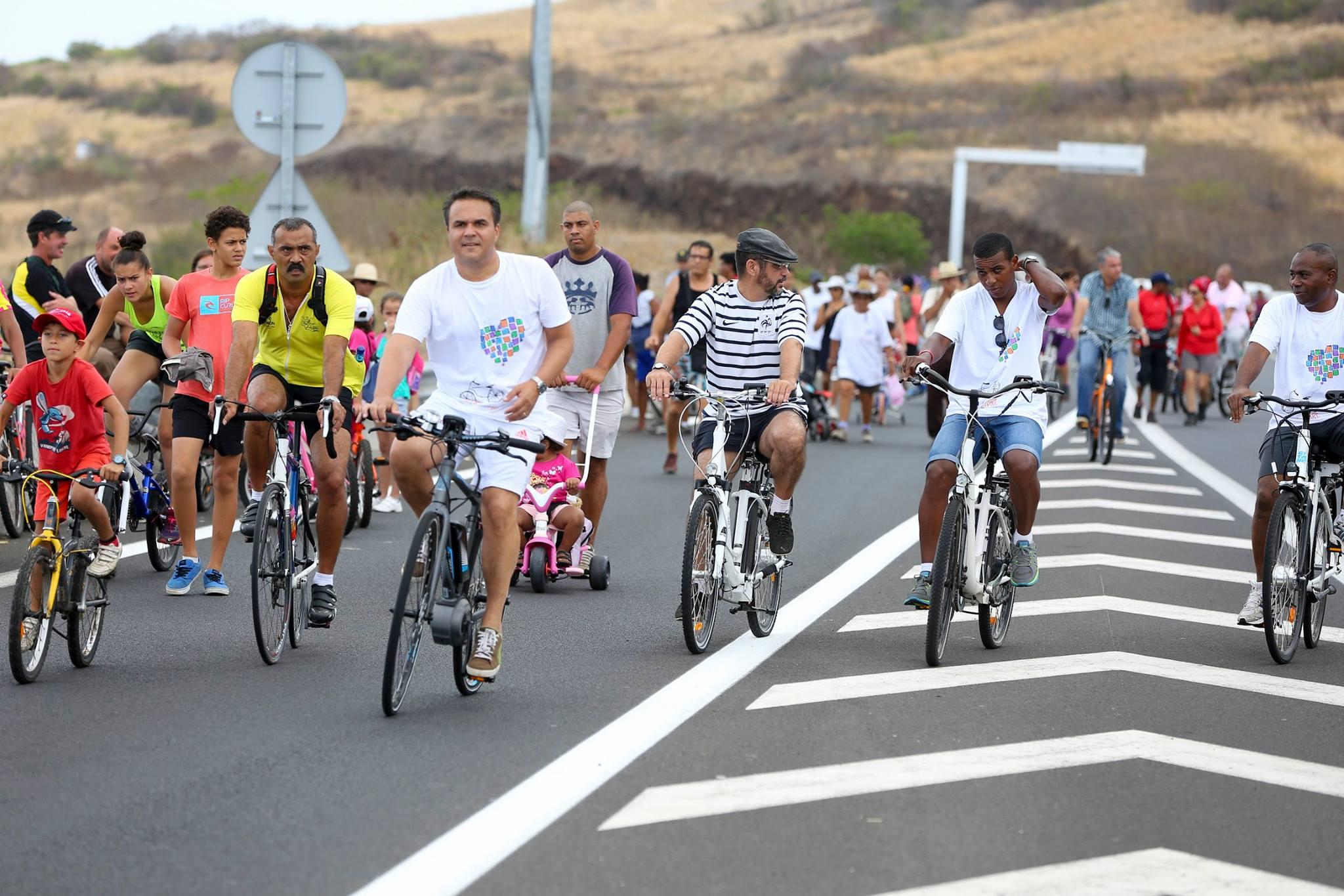 Libre sur la Route des Tamarins : c'est grandiose !