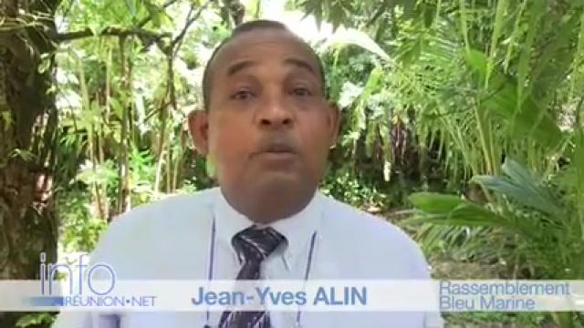 Démission et Colère de Jean Yves ALIN