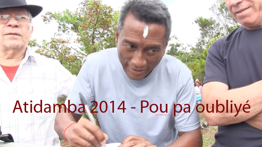 Atidamba 2014 : À la rencontre de l'énergie Maron