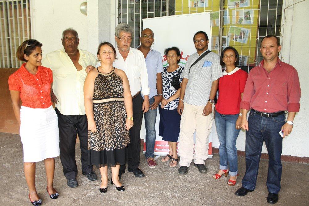 L'adaptation comme socle de développement Propositions et initiatives de Demain La Réunion
