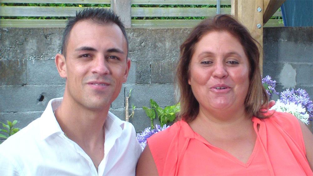Fabrice Lebon et Kerina Lauret à l'assaut du canton 22