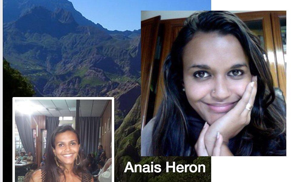 Anais Héron s'adresse à Jessica Alaguiry
