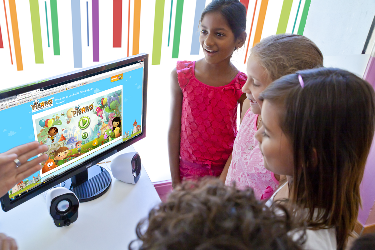 Les Petits Bilingues se convertissent au numérique