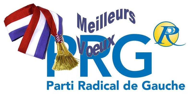 Les vœux du Parti Radical de Gauche