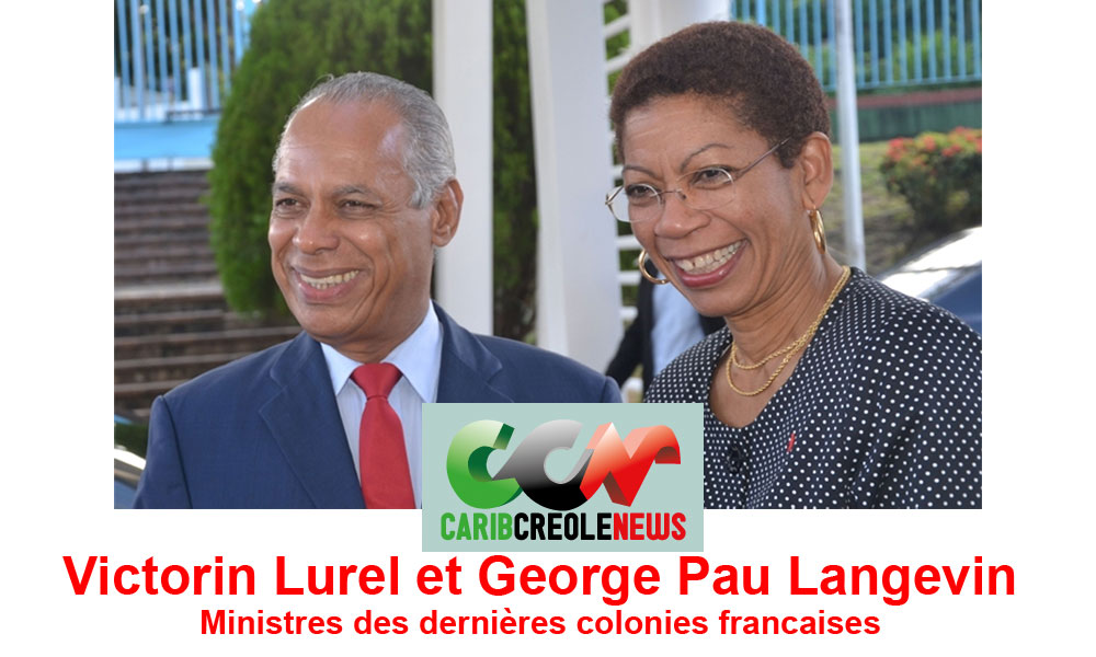 Esclavage vs Génocide : Georges Pau-Langevin persiste mais ne signe pas !
