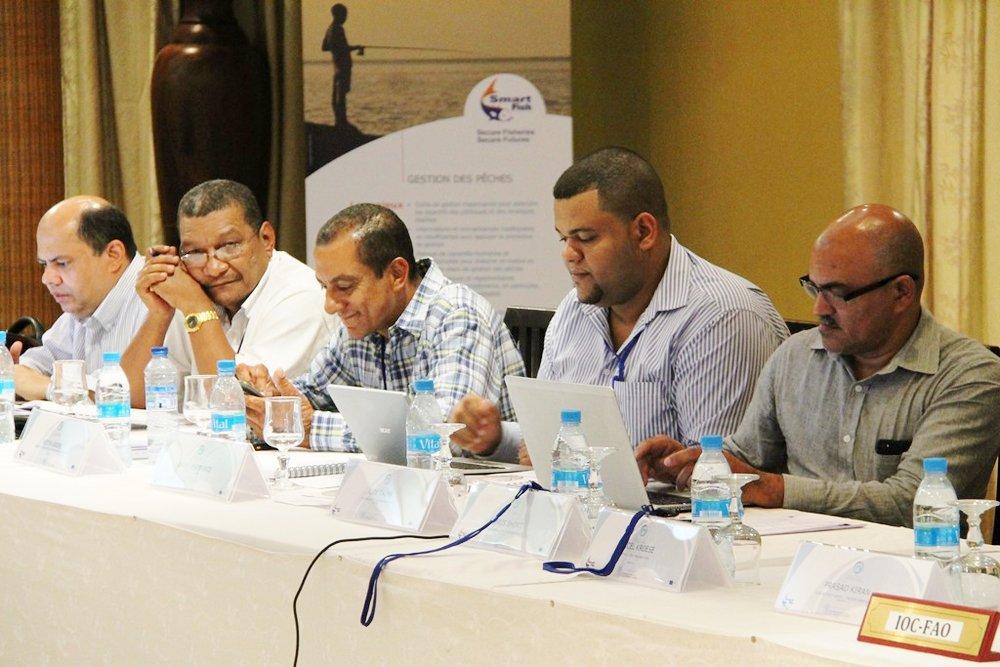 La COI renouvelle sa stratégie régionale des pêches et de l'aquaculture pour 2015-2020