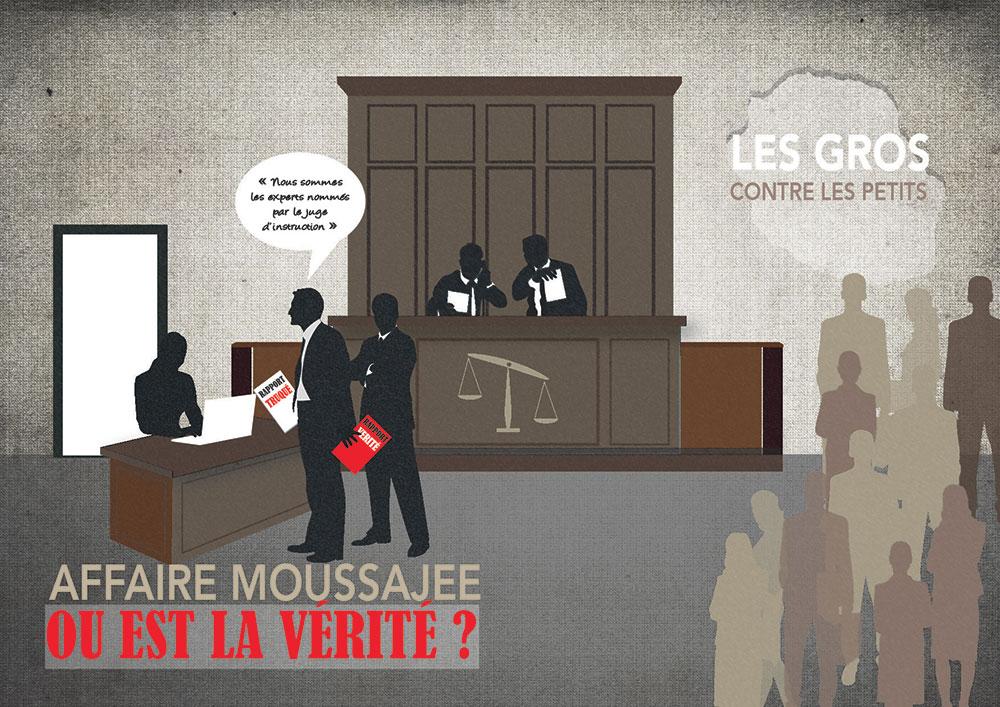 """Affaire Moussajee : """"Les experts de la Cour de cassation, très embarrassés par la question de la valorisation des sociétés"""""""