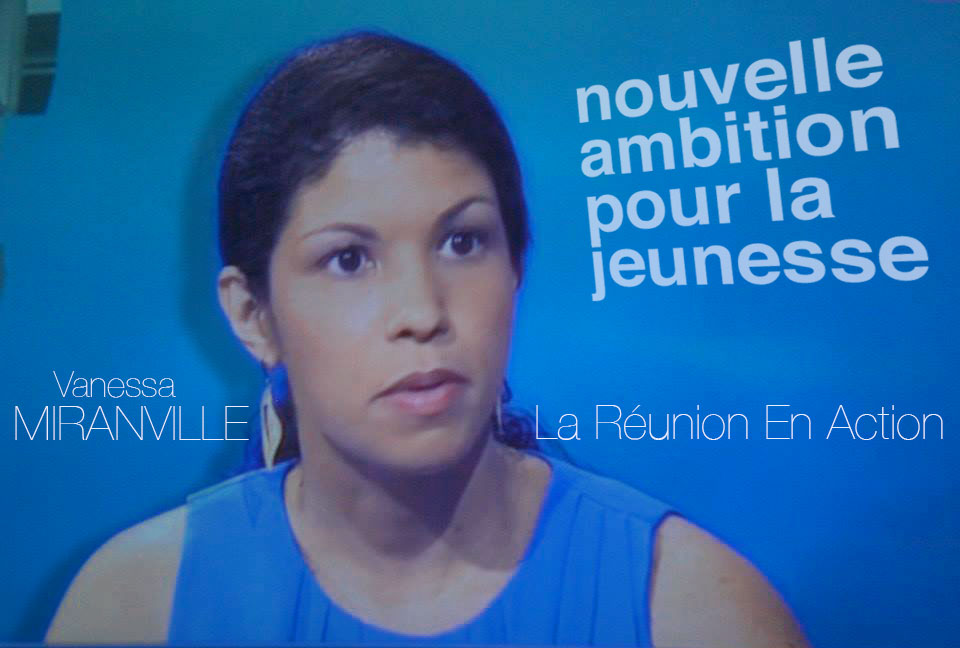 Vanessa Miranville : La Réunion En Action