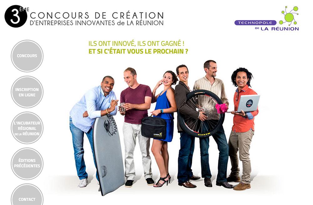 Osez révéler votre projet innovant en participant au Concours de la Technopole de La Réunion