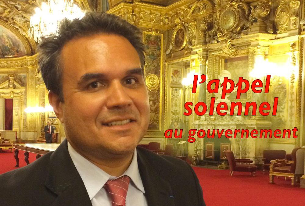Didier ROBERT lance un appel solennel au Gouvernement pour ne pas sacrifier 400 jeunes Réunionnais