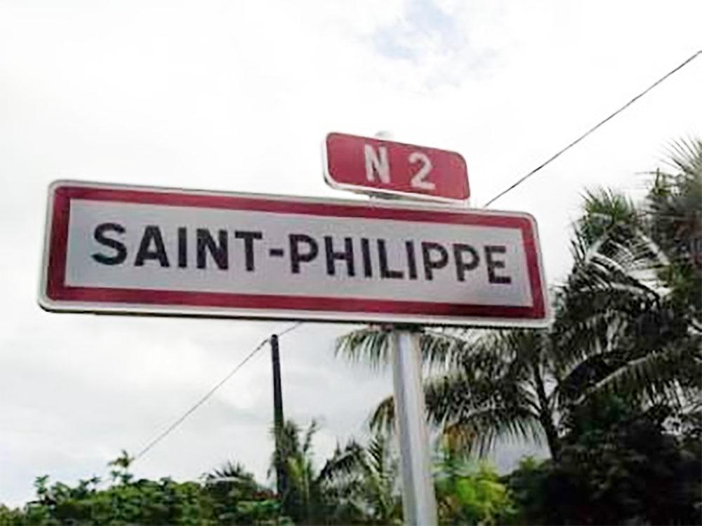 COMMUNIQUE DE LA VILLE DE SAINT-PHILIPPE