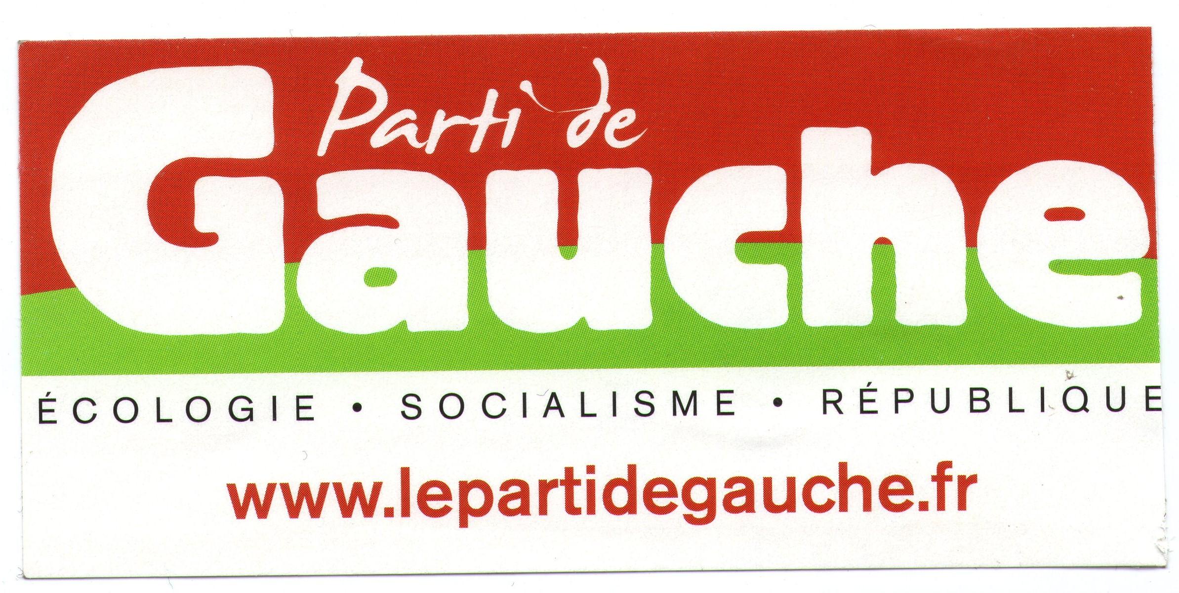 Parti de Gauche : Règlements de comptes dans un bocal !