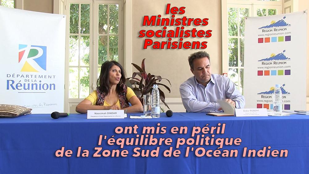 """Régionales 2015 : Les Ministres socialistes Parisiens sont des """"gateurs"""""""