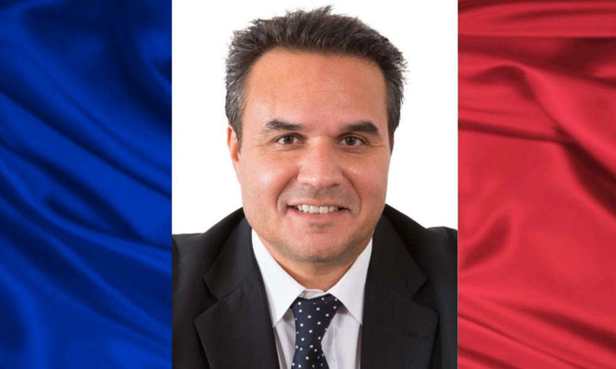 Didier ROBERT adresse un message de soutien et de sympathie aux chinois de la Région de Tianjin