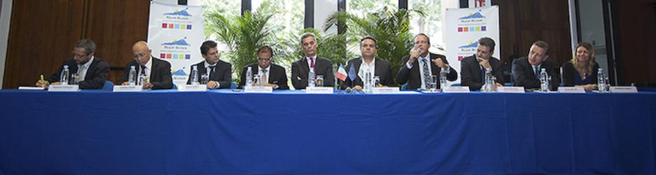 Le P.R.I.E. : Consolider le positionnement de La Réunion à l'international