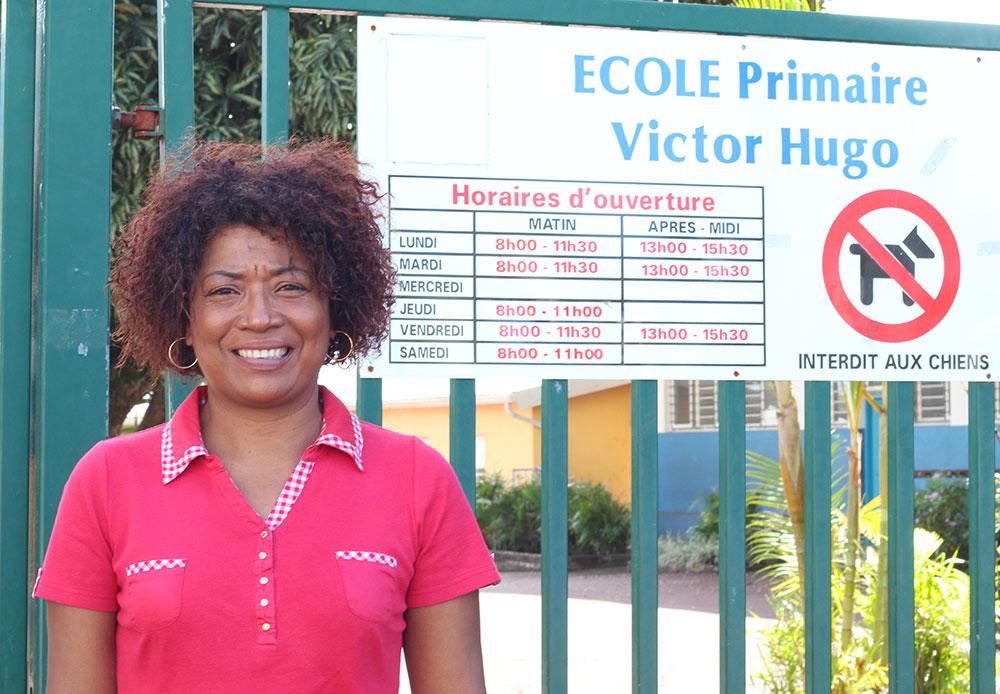 L'École maternelle Victor Hugo à Deux-Rives