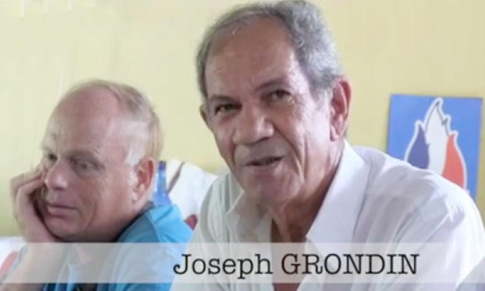 Joseph GRONDIN : Une bonne volée de bois vert pour Mgr Pontier