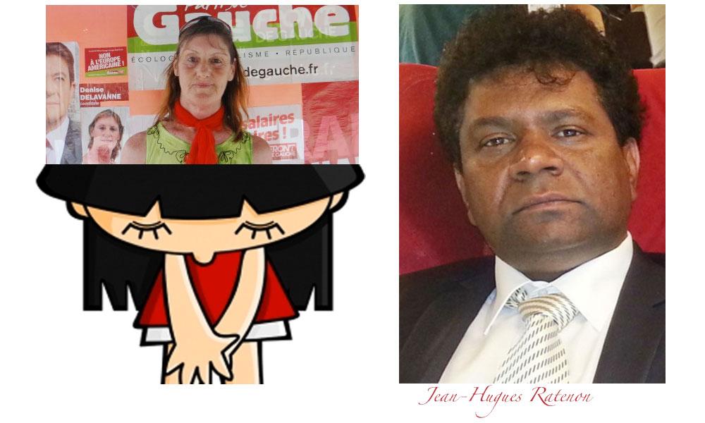 Denise Delavanne : Jean Hugues Ratenon, personne hautement respectable