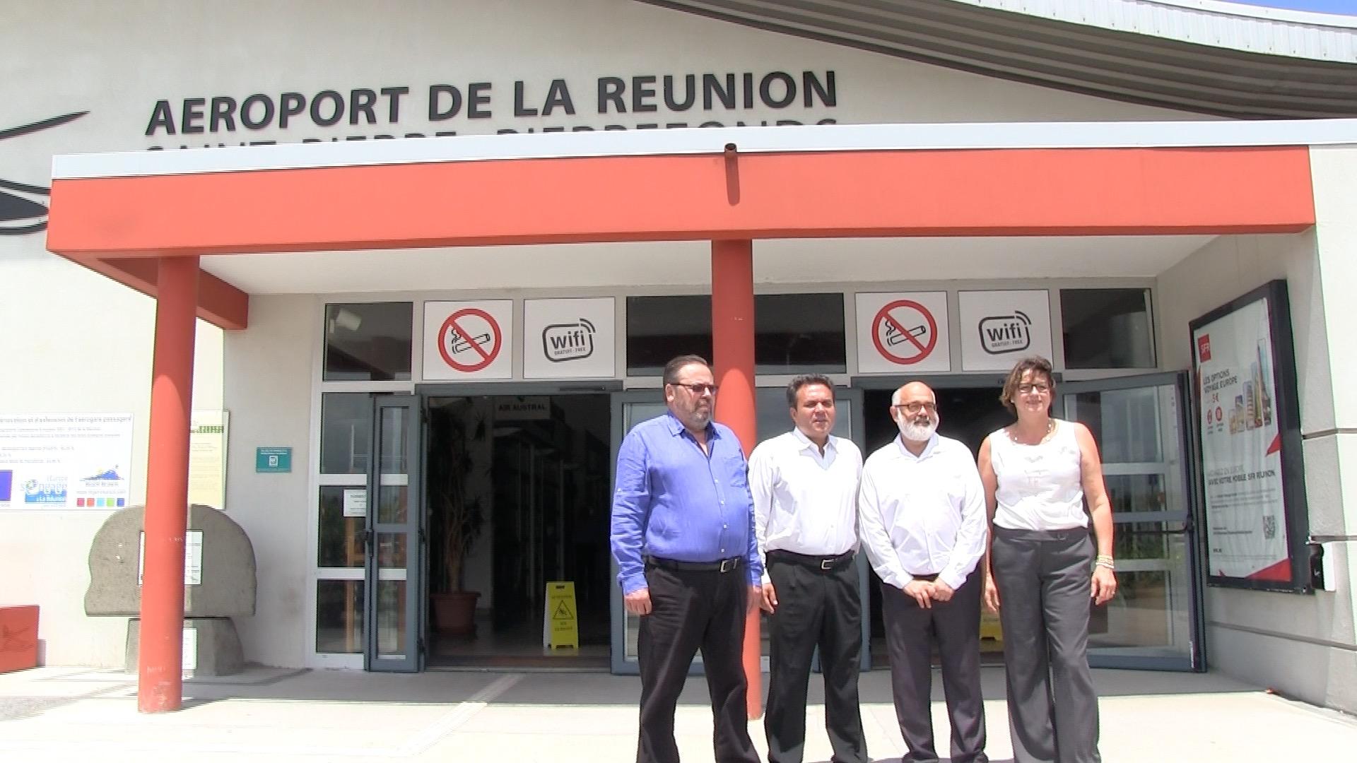 Didier ROBERT et les Maires du Sud : Une compagnie Low-Cost pour Pierrefonds