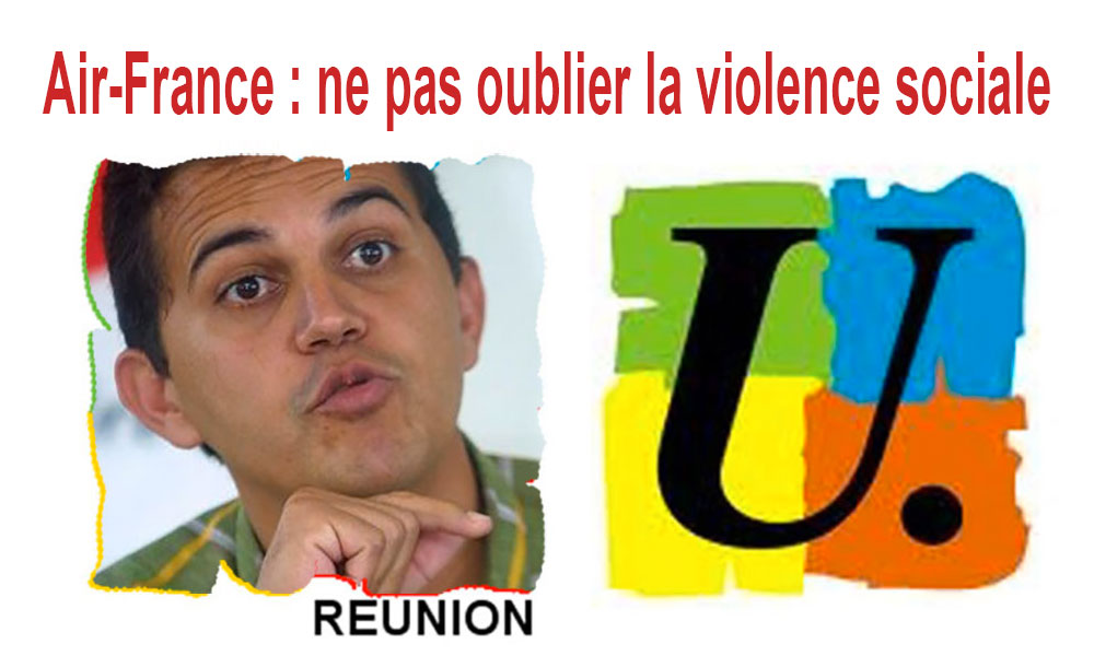 FSU : Air-France : ne pas oublier la violence sociale