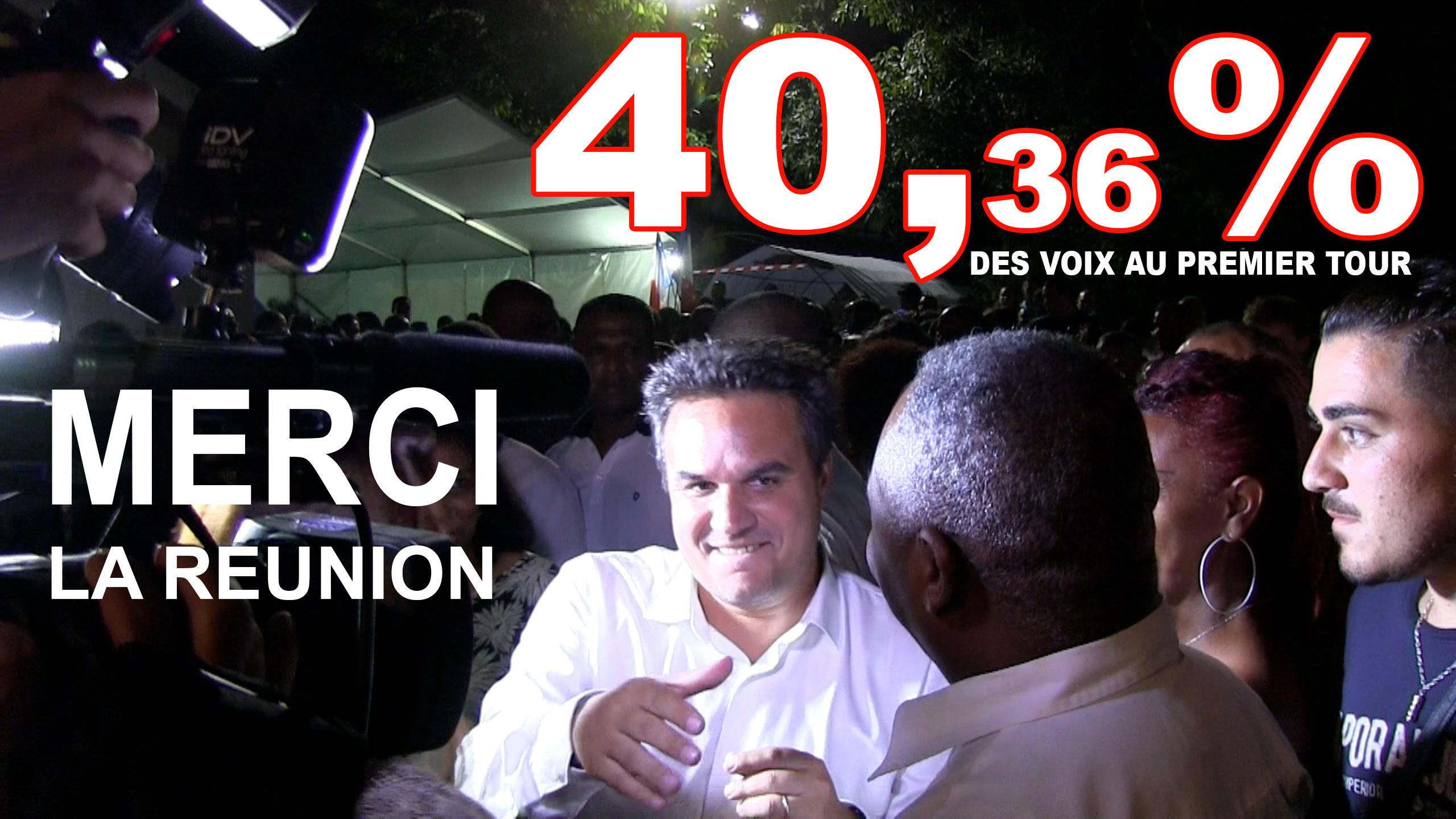 La Réunion a choisi de ne plus faire confiance aux socialistes