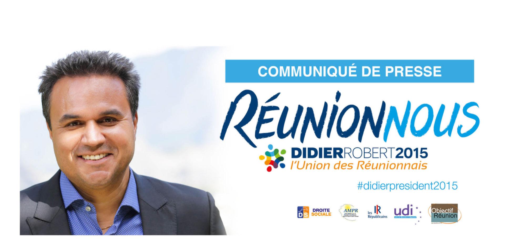 Didier ROBERT : C'est une première victoire pour La Réunion