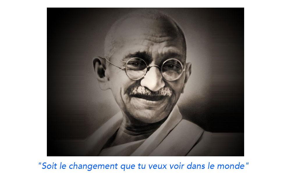 Soit le changement...