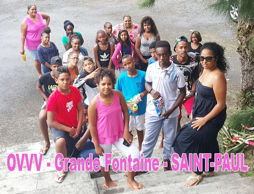 OVVV de la Grande Fontaine ou comment faire se rencontrer des jeunes