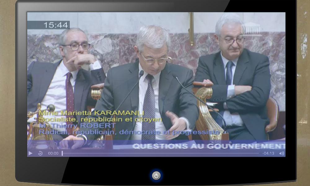 """Thierry ROBERT : """"2017 inquiète beaucoup les planteurs de cannes à La Réunion"""""""