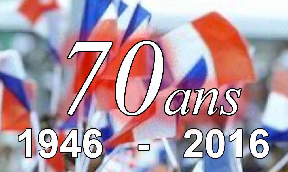 Le Département de La Réunion a 70 ans