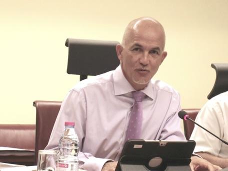 Gérald Maillot - Président de la CINOR
