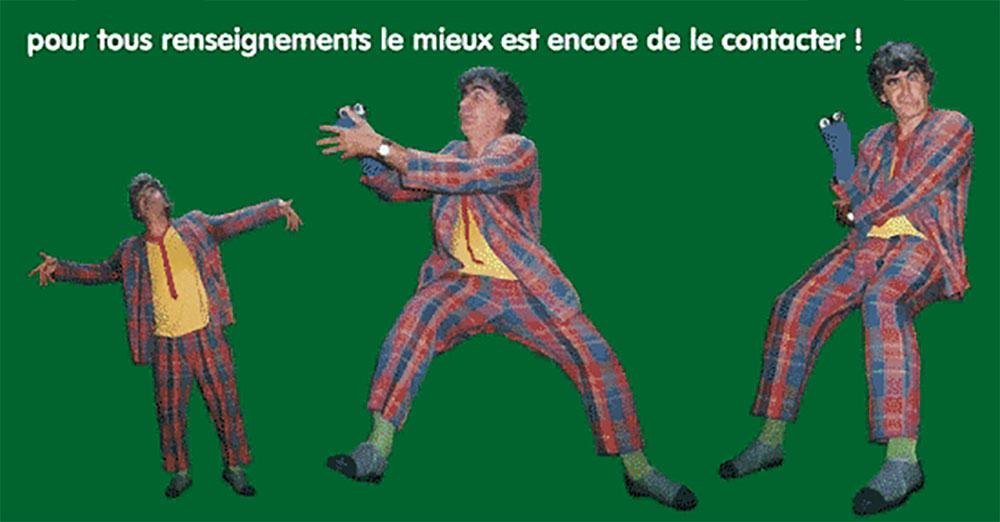 La potion magie de Jacques Poustis pour les enfants éprouvés par la vie