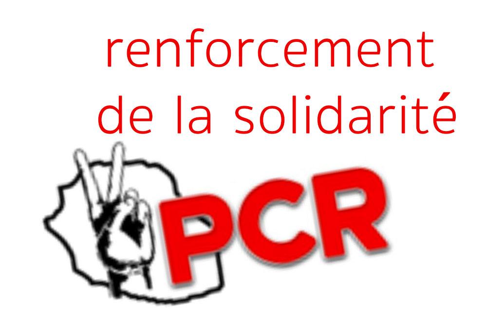Le Conseil politique du PCR décide du renforcement de la solidarité et de l'organisation des communistes réunionnais