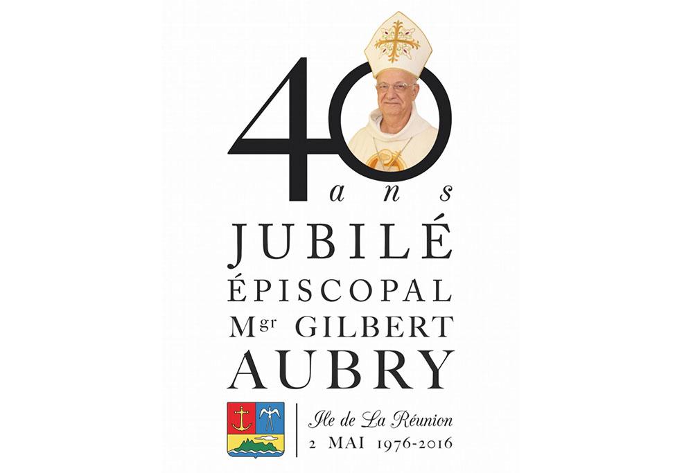 Mgr Gilbert AUBRY : « Joie et Espérance, Justice et Paix »
