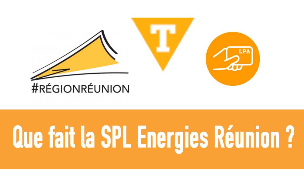 Que fait la SPL Energies Réunion ?
