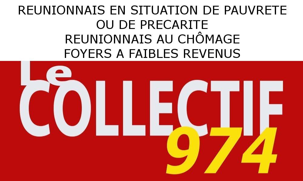 LE COLLECTIF 974 DENONCE UNE REFORME FAITE A L'ENVERS ET SOUTIENT L'INTERSYNDICALE