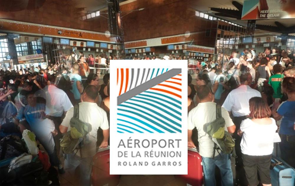 Aéroport Roland GARROS : peut mieux faire !...