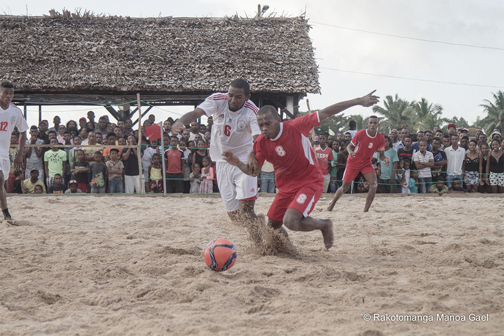 Tournoi International de Beach soccer du Festival des Baleines