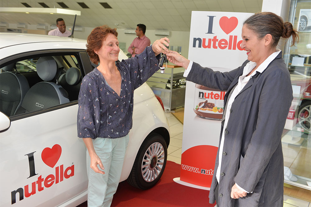 ​NUTELLA, LA « LOVE MARK » DES REUNIONNAIS