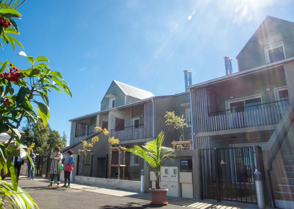 La SODEGIS livre 10 nouveaux logements équipés d'inserts bois au sein de la Résidence Jean MOREL