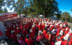 La 19ème Marche de La Mutualité,  prévention et convivialité  pour les 3000 participants attendus.