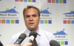 Didier Robert : La maquette financière de la Nouvelle Route du Littoral est finalisée