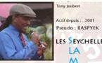 SLAM'OI : Les Seychelles : RASPYEK
