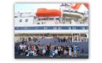 Voyage scolaire dans les Terres australes françaises à bord du Marion Dufresne II