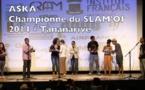 Aska la Réunionnaise championne du Slam'OI 2014