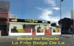 Bientôt une friterie belge au Port (près du Kabardock)